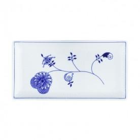 布爾諾廣場波紋長方淺盤-25.5cm