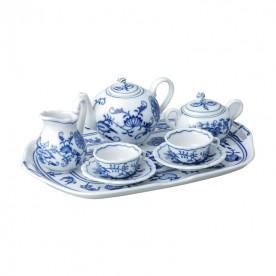 布拉格高堡經典超迷你優雅雙人午茶六件組擺飾