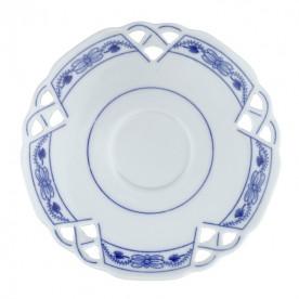 布拉格高堡精雕茶杯盤-15.5cm