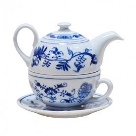 布拉格高堡經典壺杯盤組-15cm
