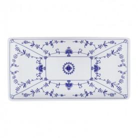 庫倫洛夫古堡清新長方淺盤-25.5cm